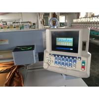 Wholesale Network Control Computer Embroidery Machine , Computerized Embroidery Machine from china suppliers