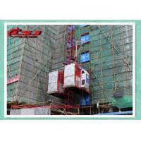 Quality Variable Speed Construction Material Lift Elevator For Residence / Bridge for sale