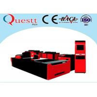 Wholesale CNC Laser Cutter For Plate Steel Copper 750W , Low Cost Laser Steel Cutting Machine from china suppliers
