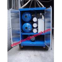 Wholesale Trailer mounted vacuum  transformer oil centrifuging machine, mobile insulation oil filter, oil purifier, oil filtration from china suppliers