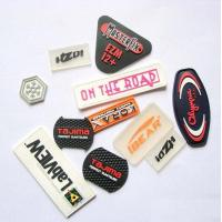 Wholesale New material silicone rubber garment label from china suppliers