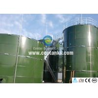 Wholesale Porcelain Enamel SteelGrain Storage Silos / 200 000 Gallon Water Tank GFTS from china suppliers