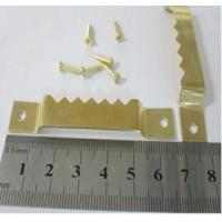 Wholesale Sawtooth hanger for picture frame/Picture hanger and nail set from china suppliers