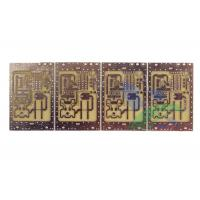 Wholesale ER 3.5 Taconic PCB Multilayer TRF - 45 RF Laminate For Driverless System from china suppliers