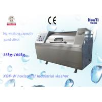 Wholesale Energy Saving Front Load Horizontal Washing Machine High Efficiency from china suppliers