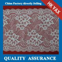 Wholesale 2014 china factory wholesale new design Beautiful flower pattern stretch lace trimming for garment from china suppliers