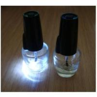 Wholesale Clear Nail Polish Bottle from china suppliers