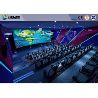 Wholesale Innervation 5d Movice Theater Equipment: Motion Chair , Screen , Projector from china suppliers