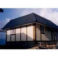Wholesale Small U Shape Container villa with Asphalt Roof - Modular villa Building from china suppliers