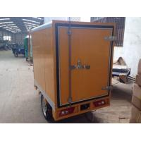 Wholesale Disc Brake Cargo Motor Tricycle For Farm / Countryside Easily Loading from china suppliers