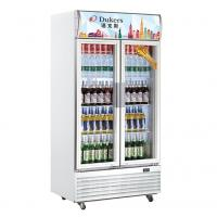 Wholesale Dukers Commercial Refrigerator Freezer Fan Cooling Upright Showcase from china suppliers