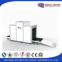 Wholesale CE Security Inspection Luggage X Ray Machines With Big Tunnel Size 100 * 100cm from china suppliers