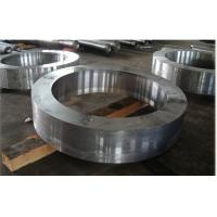 Wholesale CNC - Machine Alloy Steel Seamless Rolled Ring Forging for Idler from china suppliers