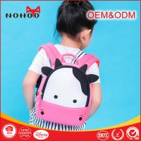 Wholesale Animal Cartoon Personaized Kids Backpack , Lovely Lightweight Kids Personalized Toddler Backpacks from china suppliers