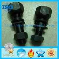Wholesale Front Bolt,High tensile bolt,Grade 10.9 bolt,Black oxide hex bolt,Auto hub bolt,Hex head bolt with nut,Front bolt nut from china suppliers