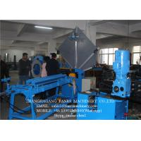 Wholesale 1500mm Galvanized Steel Spiral Tube Forming Machine Mitsubishi PLC from china suppliers