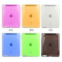 Wholesale Cool green, white, blue, pink apple ipad silicone cases and ipad 2 cover for women from china suppliers