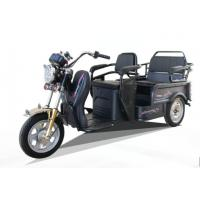 Wholesale 48V 650W Electric Powered Tricycle Opened Roof Three Wheel Tricycle from china suppliers