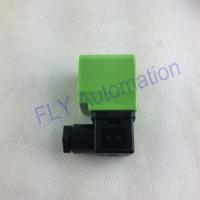Quality Φ13.5mm DMF New Type For BFEC Pulse Jet Valve Green Color Electromagnetic Induction Coil And Clips for sale