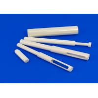 Wholesale Customized 99% Alumina Ceramic Plunger / Al2O3 Piston Pump High Wear Resistant from china suppliers