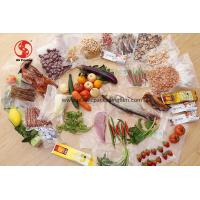 Wholesale Vacuum Sealed Storage Bags , ISO Moisture Proof Plastic Vacuum Seal Food Bags from china suppliers