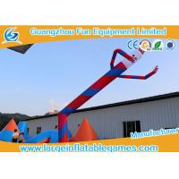 Buy cheap Mini inflatable sky air dancer dancing man custom sky tube  dancer from wholesalers