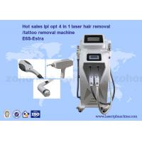 Wholesale OPT 3 In 1 SHR Opt Shr Laser Ipl Machine Hair Removal Tattoo Removal Device from china suppliers