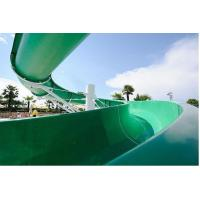 Wholesale Spiral Water Slide Children Fiberglass High Speed Water Slide from china suppliers