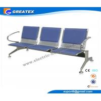 Wholesale Stainless Steel Hospital Furniture , Airport / Public / hospital waiting room chairs from china suppliers