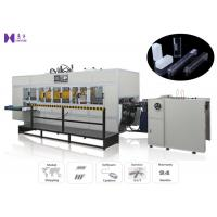 Wholesale Automatic PVC Box Making Machine Hydraulic Drive mode , CE Approval from china suppliers