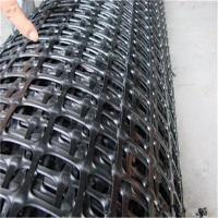 Wholesale 1-4 Meter width black color  50-50KN plastic HDPE Biaxial Geogrid For Slope Stabilization by sincere factory/supplier from china suppliers