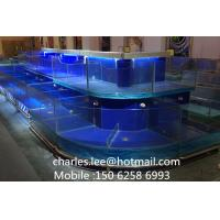 Wholesale Professional Shop Box Fish Table Customized 1000 X 1000X 850 mm from china suppliers