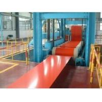 Workshop Color Coated Galvanized Steel Coil / Sheet 600mm - 1250mm Width