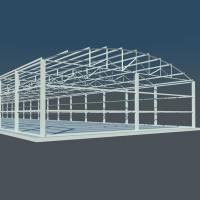 Wholesale Customized Light Heavy Steel Structure Design For Structural Steel Fabricators from china suppliers