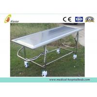 Wholesale Folded Stainless Steel Dissecting Table , Solid Funeral Products from china suppliers