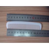 Wholesale Short White Hotel Amenities custom wood and Plastic Combs for Hair from china suppliers