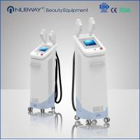 Wholesale Vertical SHR Elight IPL hair removal & skin rejuvenation machine with best quality and best results from china suppliers