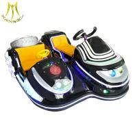 Buy cheap Hansel battery operated electronic motorcycle racing games amusement park rides from wholesalers