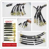 Buy cheap DOT SAE J1401 standard FMVSS 106 approvedHydraulic brake hose for hydraulic brake system of vehicles from wholesalers