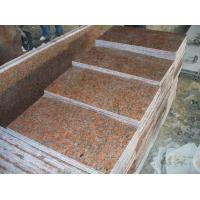 Quality Granite Flooring and Wall tiles (Maple Red G562) for sale