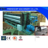 Wholesale 5m/min Metal Steel Culvert Pipe Making Machine Water Conservancy Project 1250mm Width from china suppliers