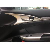 Wholesale HONDA Civic Interior Trim Parts , Interior Handle Moulding Chrome from china suppliers