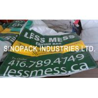 Wholesale U-panel BOPP laminated bags , PP Jumbo Bags inside with corner loops from china suppliers