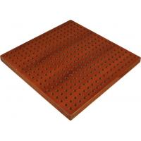 Wholesale Decorative Wooden Perforated Acoustic Panel from china suppliers