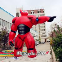 Wholesale Giant 6m Height Inflatable Baymax with Blower for Events and Decoration from china suppliers