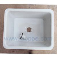 Wholesale SHP2W-Lab PP Mid Size Sink,550*450*310mm,white lab sink from china suppliers