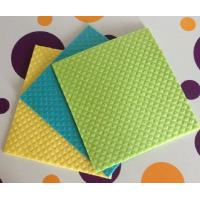 Wholesale kitchen dish cleaning super absorbent sponge cellulose cloth from china suppliers