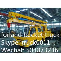 Wholesale Foton Aumark  4*2 LHD/RHD 14m aerial platform truck for sale, best price FOTON brand 14m-16m hydraulic bucket truck from china suppliers