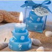 Wholesale Sea Shell Cake Wedding Candle Favor from china suppliers