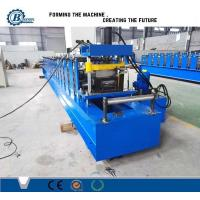 Wholesale Keel Steel Profile Stud And Track Roll Forming Machine With Hydraulic Cutting from china suppliers